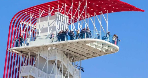 BIM Case Study: Circuit of the Americas Observation Tower
