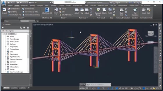 AMC Bridge upgrades Revit to Kineo