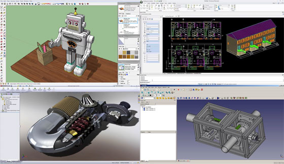 Some top most cad program for designers