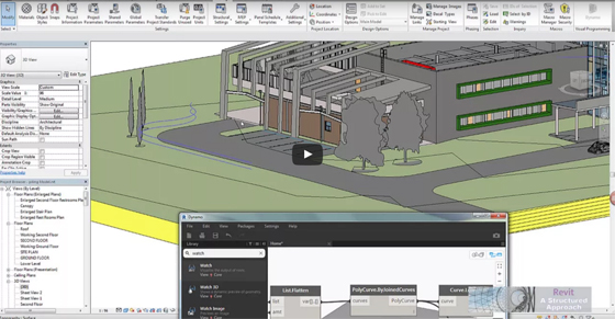 Dynamo extension for Revit