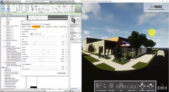 Enscape for Revit 1.9 is just launched
