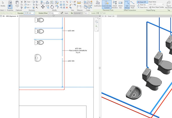 Simplify Revit Pipework with newly launched MEPcontent Plugin