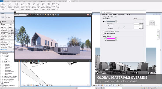 V-Ray 3.6 for Revit is launched to improve your rendering quality