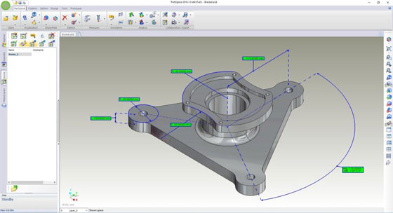 WorkXplore 2018 R2 is launched to view & analyze CAD models with workXplore