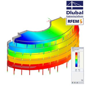 Dlubal RFEM5 logo produktai ibs ibimsolutions