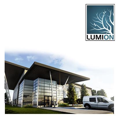Lumion Vizualization - BIM software for architects
