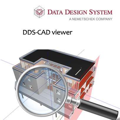 DDS-CAD viewer product logo2 ibs ibimsolutions