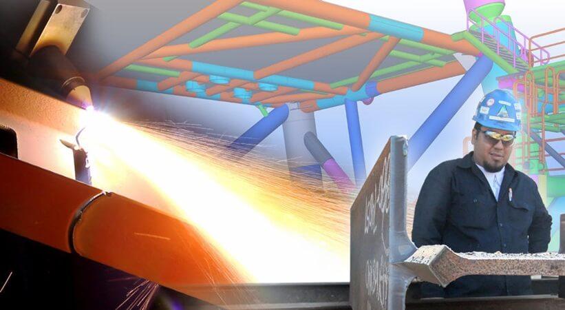 Kā BIM tehnoloģijas var uzlabot metāla konstrukciju ražošanas biznesu? bimsolutions.lv
