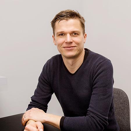 Jānis Marcinkevičs Inženieris, tehniskais atbalsts