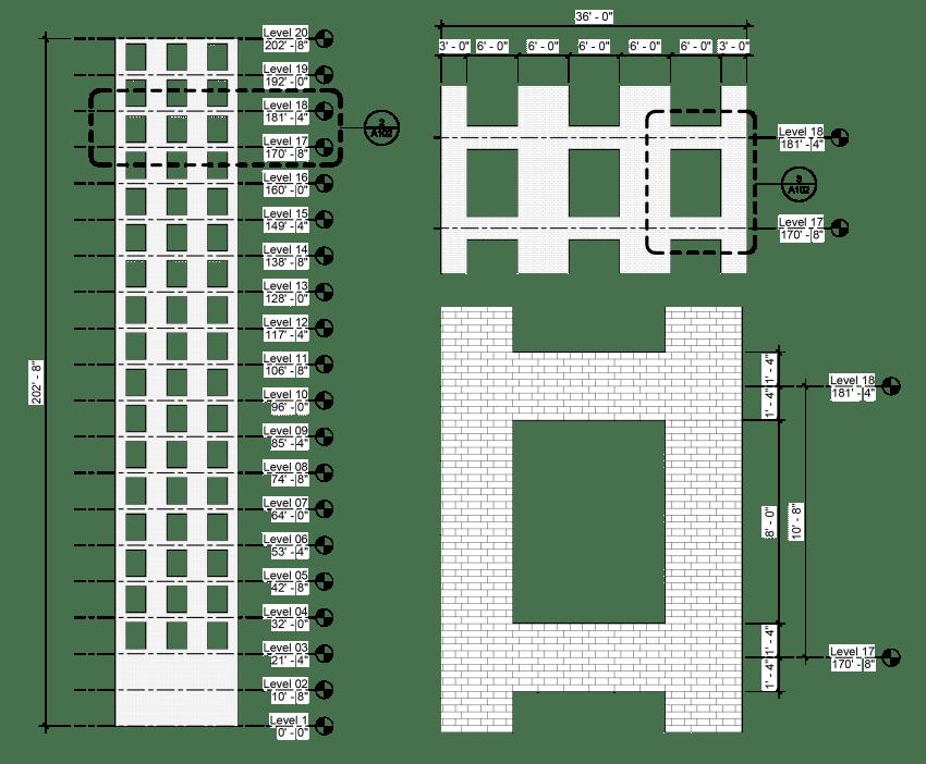 Revit Brick Patterns Collection