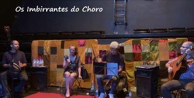 Choro im Zelt des Chapitô – Lissabon
