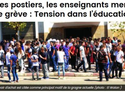 Algerien: Das System verweigert die Veränderung und provoziert Gewalt