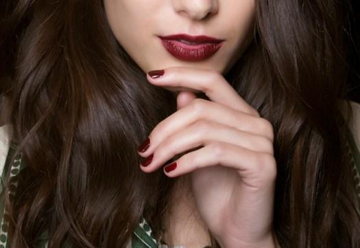 Nagellak trends: kersen rood