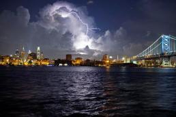 APTOPIX Philadelphia Weather