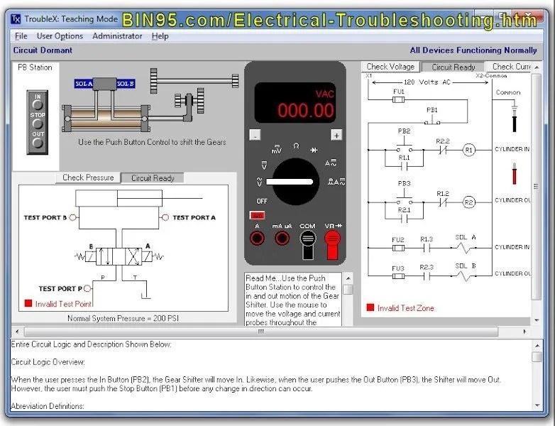 Symbols On Wiring Schematics
