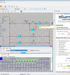 wiring diagram simulator wiring diagram page circuit diagram editor for designing the circuit diagram [ 1920 x 1080 Pixel ]