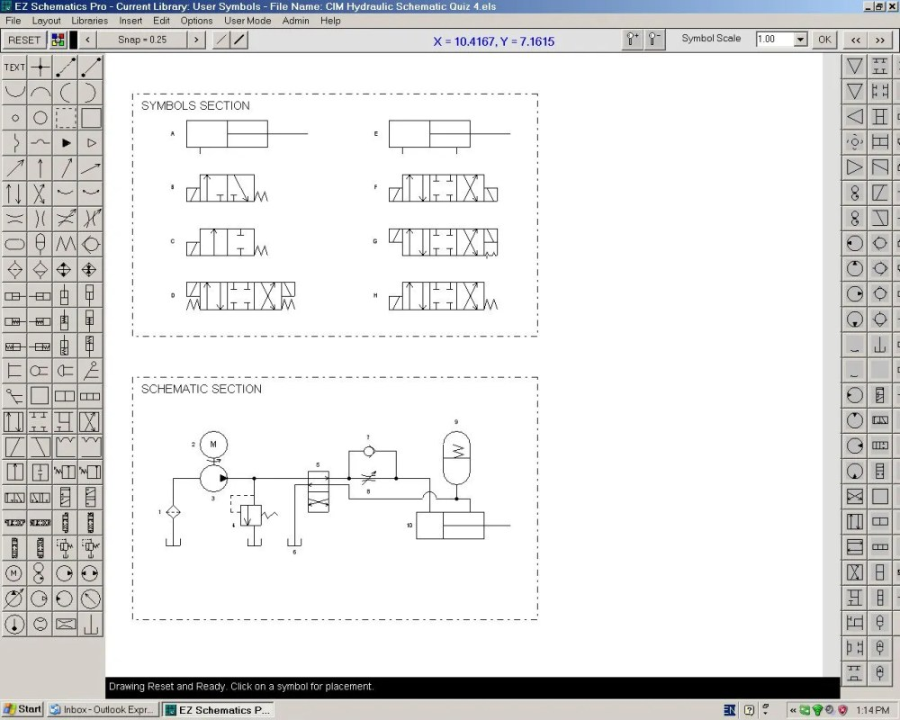 medium resolution of hydraulic schematics