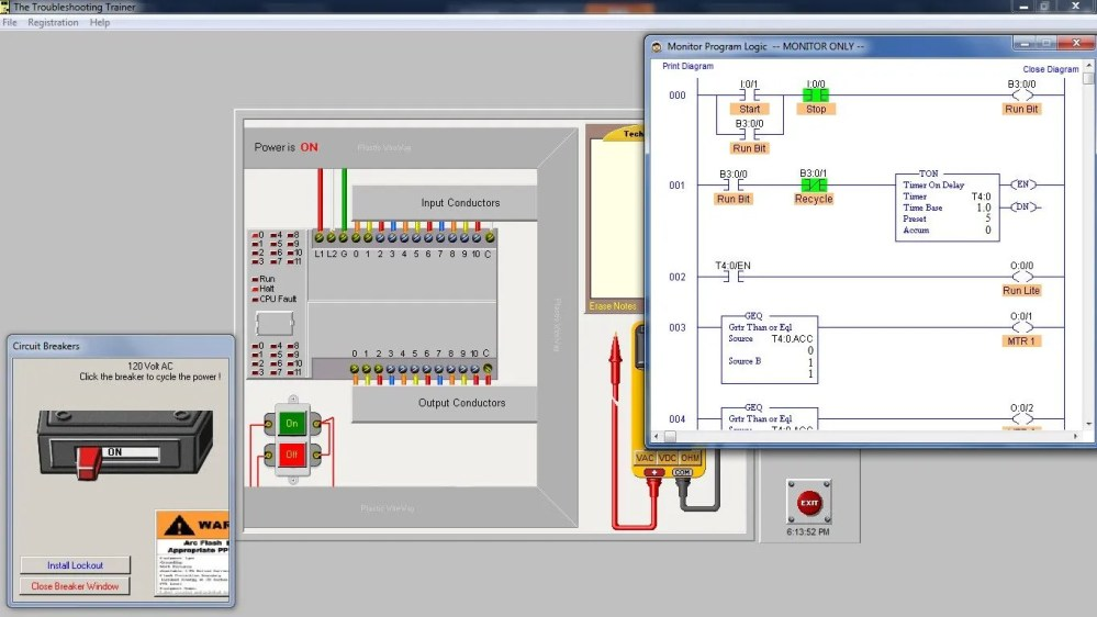 medium resolution of industrial electrical contractors training plc ladder logic examples