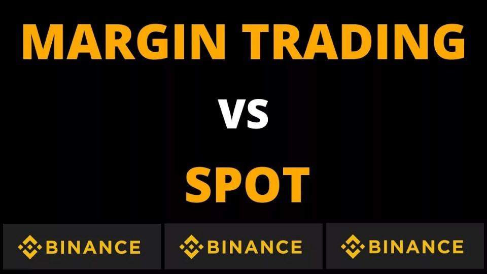 giao dịch margin binance