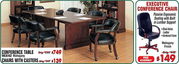 BiNA Discount Office Furniture Conference Room Furniture