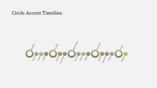 Event timeline diagram slide (widescreen)
