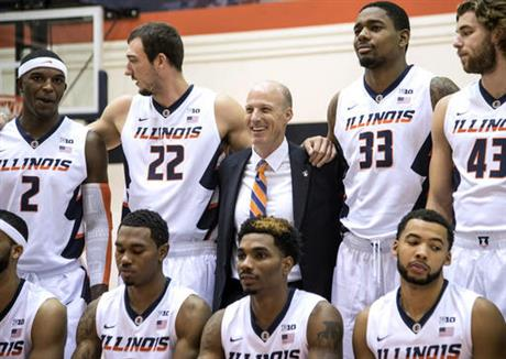 Illinois Basketball