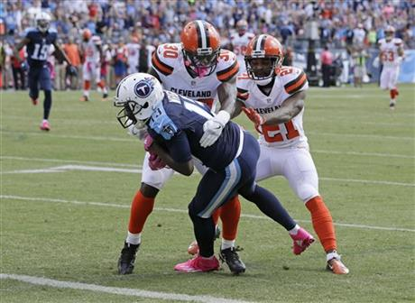 Kendall Wright, Derrick Kindred, Jamar Taylor