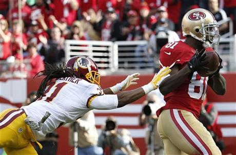 Brandon Meriweather, Anquan Boldin