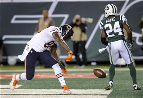 Bears Jets Football