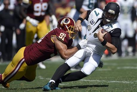 Ryan Kerrigan, Chad Henne