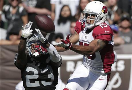 Michael Floyd, Tarell Brown