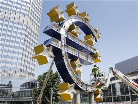 Germany Greece European Central Bank