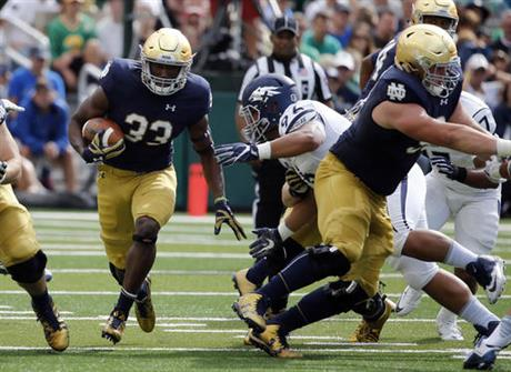 Image result for Josh Adams Football Photos