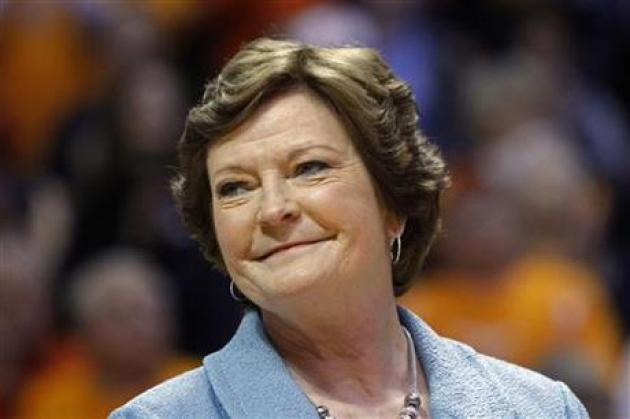 Pat Summitt Basketball
