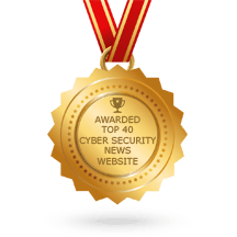 BinaryBlogger.com Voted One Of The Top 40 Cyber Security News Sites