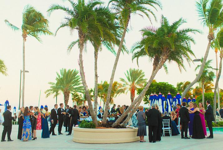 Paige  Bryce  Ocean Reef Club Wedding  Key Largo FL