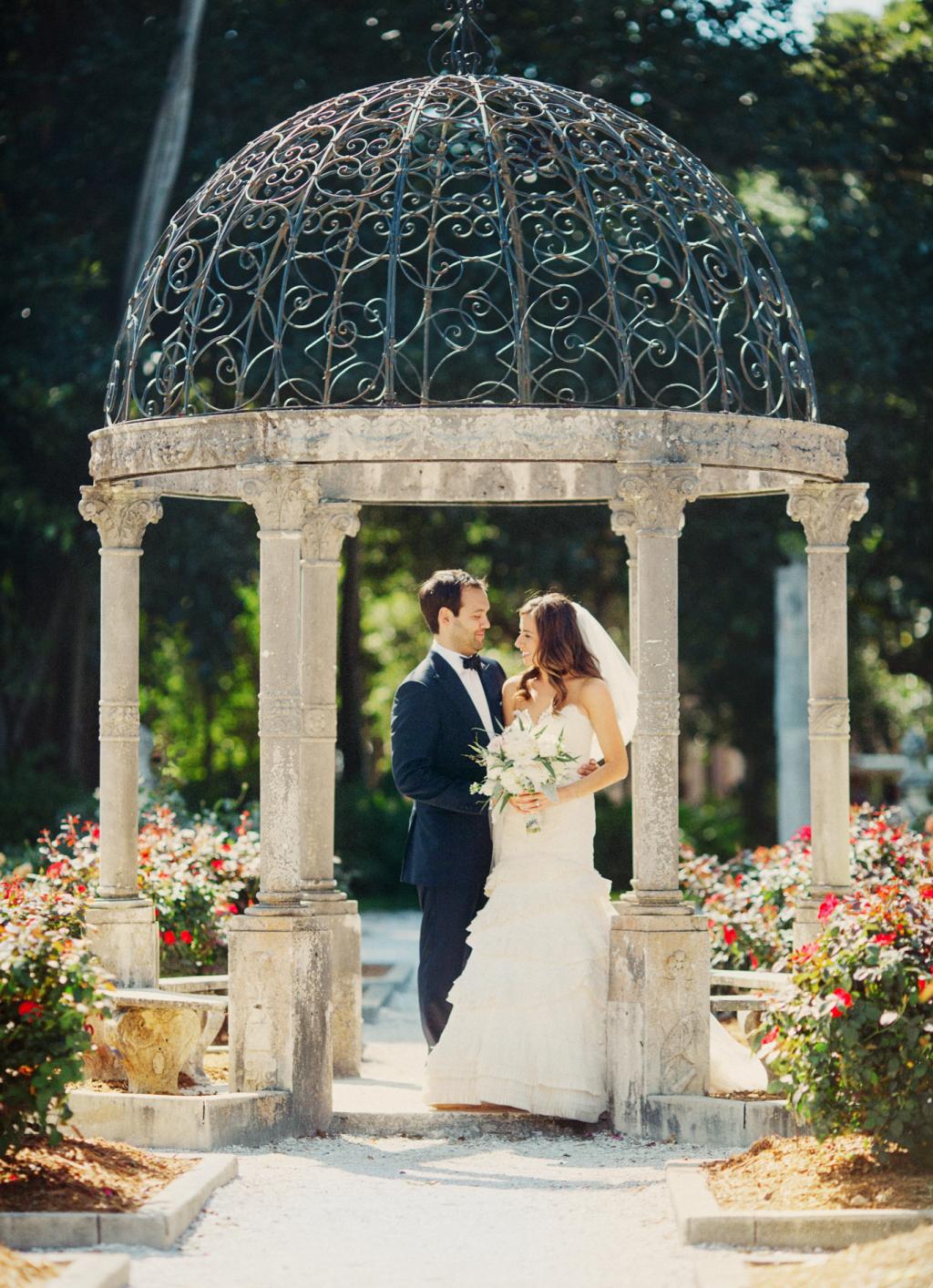 Teresa  Brandon  Ringling Museum Wedding in Sarasota