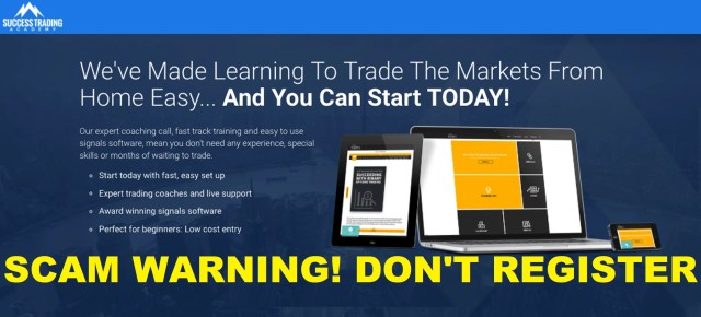 Success Trading Academy