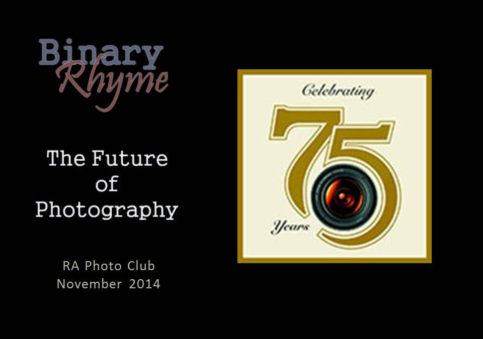 The Future of Photography II