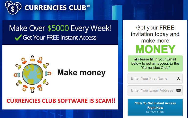 currencies club review