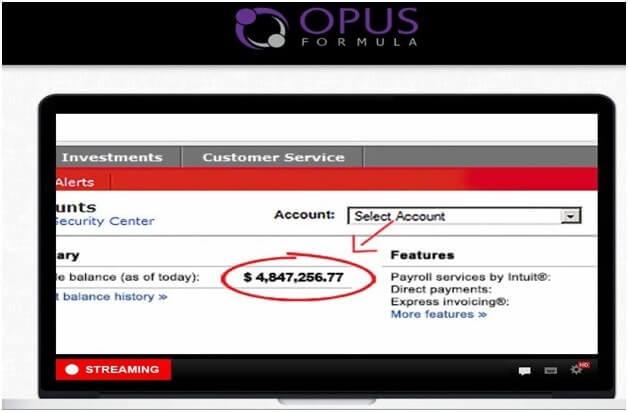 opus formula scam