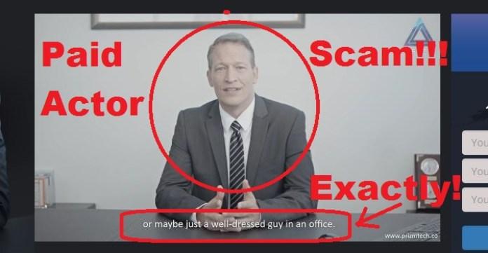 prizmtech scam