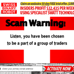 Swiss Binary Robot Is 100% Scam! Check Review! {Proofs Attached}