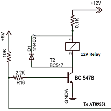 Reverse Current Protection using Diode
