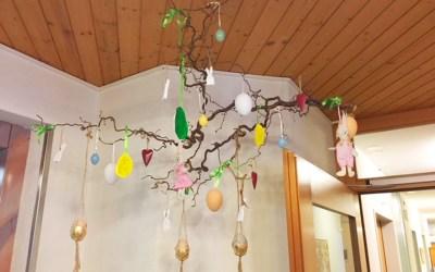 Ostern im Bindersgarten