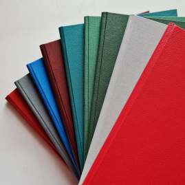 Double Section Bookbinding Book covers