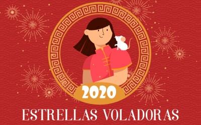 Estrellas voladoras en 2020, conoce su posición (INCLUYE CURAS)