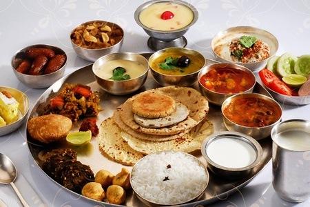 Traditional-thali