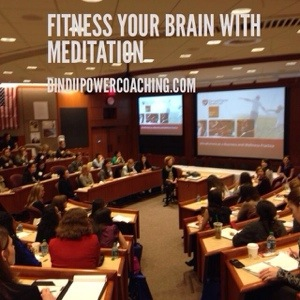 Mindfulness Harvard