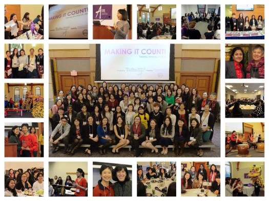 heart to heart communication, asian American women, women leadership conference